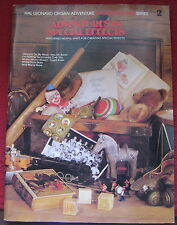 Adventures in Special Effects Hal Leonard Organ Adventure Creative Styling 1980