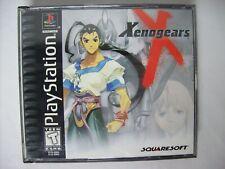Xenogears Sony Playstation SQUARESOFT