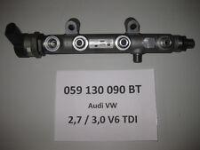Audi VW Touareq 7P 3,0 TDI Druckrohr Kraftstoffverteiler Drucksensor 059130090BT