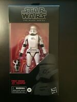 STAR WARS BLACK SERIES SALE #99 FIRST ORDER JET TROOPER w/IMPERIAL BLASTER