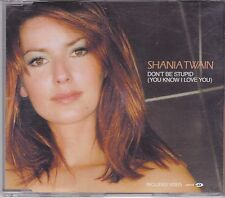 Shania Twain- Dont be Stupid cd maxi single