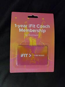iFIT Coach Family Plan 1 Year Membership