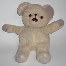 1986 SNUGGLE FABRIC SOFTENER Teddy Bear Plush Full Body Puppet - no tags