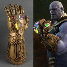 US SHIP!!! Thanos Infinity Gold Gauntlet Glove Marvel Legends Avengers 2018 Prop