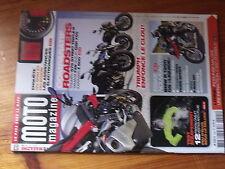 $$a Revue Moto Magazine N°295 Triumph  Anti-pluie  BMW R 1200 GS  F 800 GT
