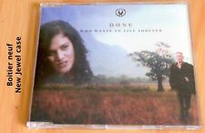 Dune – Who Wants To Live Forever - Highland Trilogy - 5 tracks - CD maxi