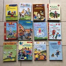 Kinderbuch Paket 12 Stück, ? Erstleser, Bücherpaket, Konvolut, Sammlung