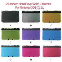 New Metal Box Aluminum Hard Cover Case Shell Protector For Nintendo 3DS XL LL