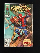 Amazing Spider-man Vol.5 # 7  - Campbell Stadium Comics Variant