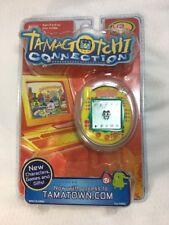 2006 Bandai Tamagotchi Connection V3 Yellow W Purple Dots NEW RARE SEALED