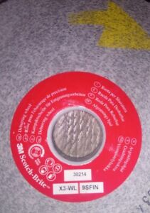 3M Scotch Brite Wheel