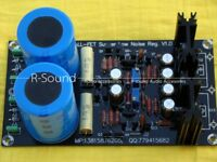 Full FET Ultra Low Noise Regulated Power Supply Bulk Kit For HIFI Preamp Amp DAC