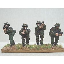 SGTS MESS CB2 1/72 Diecast Cold War British Infantry Advancing w/ Sterling SMGs
