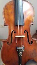 Nr.530 alte Geige mit signierung