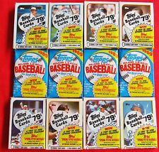 12 1989 Topps Baseball Card Packs Cello Wax Lot Smoltz Biggio Randy Rookie ???+