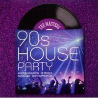 MASTERS SERIES-90'S HOUSE PARTY CD NEW MIT FELIX, GURU JOSH, TONI BRAXTON UVM.