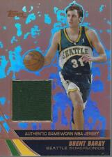 2003-04 Topps Jersey Edition Copper #BB Brent Barry Jersey /99 - NM-MT