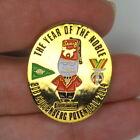 Vintage Sahib Shriners Pin 2004 Bob Goldenberg Potentate Enamel Sarasota FL