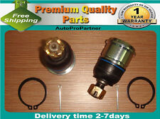 2 FRONT LOWER BALL JOINT FOR HONDA S2000 00-08