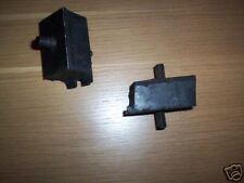 (x2) Morris Minor Traveller Gear Box Getriebe Halterungen (1948 - 71)