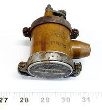 Vintage AR Bendix Booster Coil EA93660-2 24V P/N 93654-513-1 USAF Aviation