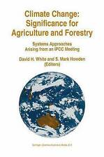 Climate Change: Significance for Agriculture and Forestry: Systems Approaches Ar