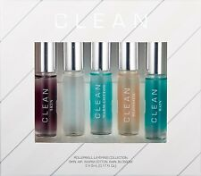CLEAN ROLLERBALL LAYERING COLLECTION 5 * 5 ML FOR WOMEN  2016