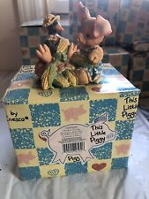 This Little Piggy*Nothin Corny Bout You And Me* 1994 edition by Enesco~Tlp