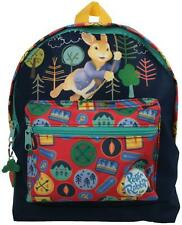 Trade Mark Collections PETER RABBIT MINI ROXY BACKPACK - NAVY Kids Bag BN