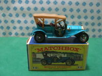 Vintage -  THOMAS  FLYABOUT      -    Matchbox  N° Y-12    Mint box