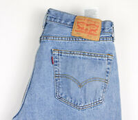 Levi's Strauss & Co Hommes 505 Slim Jeans Jambe Droite Taille W32 L30 AVZ196