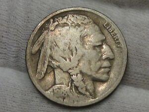 1918-d Buffalo Nickel. #69