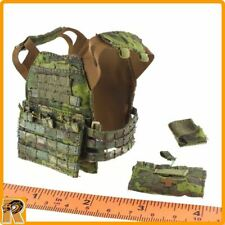 DEVGRU Jungle Dagger - Vest w/ Pouches - 1/6 Scale - Flagset Action Figures