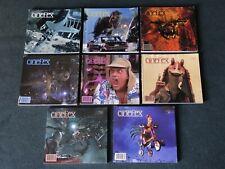 Lot 8 numéros Cinefex Star Wars Matrix - 59-70-71-74-77-78-79-82