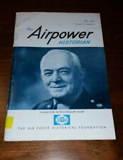 The Airpower Historian Eugene M Emme July 1959 NASA History 1st Historian