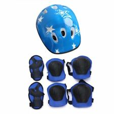 7Pcs/Set Kids Protective Gear Set Scooter Skate Roller Cycling Knee Elbow Pads *