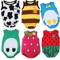 Lovely Newborn Romper Kids Baby Boy Girl Infant Romper Jumpsuit Bodysuit Clothes
