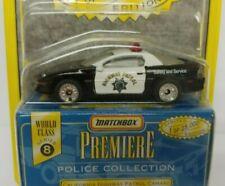 @@@****** Matchbox California Highway Patrol Camaro Police Car Card ******@@@