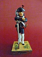 Rare soldat de plomb MDM ancien régime - Soldat artillerie mineur sapeur 1786