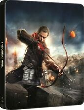 The Great Wall 3D+2D Steelbook Blu-Ray | (Matt Damon) (2016)