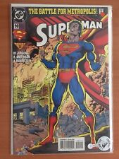 THE BATTLE FOR METROPOLIS #90 SUPERMAN 1994 Comic Book