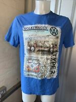 Mens Volkswagon Official T-shirt Size Large
