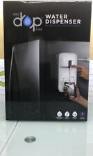 Water Dispenser Magnetic Mount White Reduce Contaminants Filtration Refrigerator
