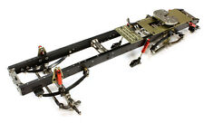 C25745GUN Ladder Frame Chassis Assembly w/F. Axle for 1/14 Semi-Tractor Truck