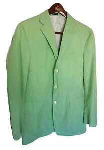 Mens POLO RALPH LAUREN blazer/jacket.Size medium/EU50R/UK40R.Immaculate.RRP£495.