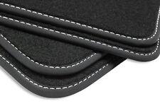 4 x caoutchouc de tapis de sol ☔ pour peugeot peugeot 208 depuis 2012 et 2008 depuis 2013