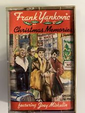 Frank Yankovic Christmas Memories (Cassette)