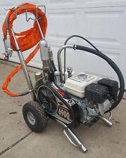 Titan Speeflo 6900Xlt Convertible Hydraulic Airless Paint Sprayer (Gas)