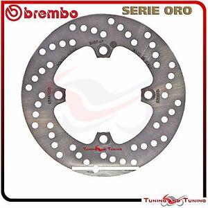 Disco Freno Posteriore SERIE ORO BREMBO Per KAWASAKI Z 1000 2005 05  (68B40747)