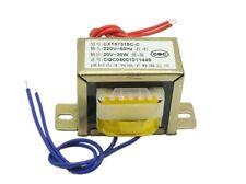 20W 20V Power Transformer Input AC 220V/50Hz -Output AC Single 20V 1A EI57